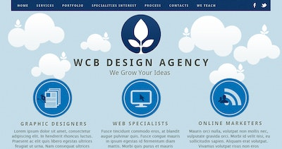WCB Design Agency Thumbnail Preview