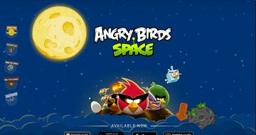 Angry Birds Space Thumbnail Preview