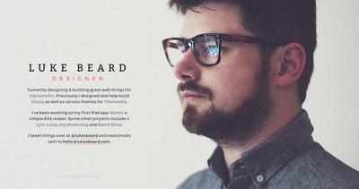 Luke Beard Thumbnail Preview