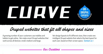 CURVE Thumbnail Preview