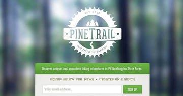 Pine Trail Mountain Bikers Thumbnail Preview