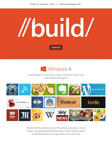 Build 2012 Thumbnail Preview