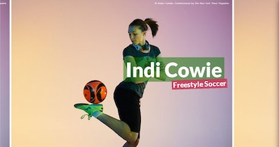 Indi Cowie Thumbnail Preview