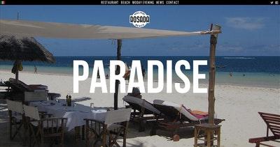 Rosada Beach Bar Thumbnail Preview