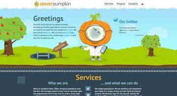 Clever Pumpkin Thumbnail Preview