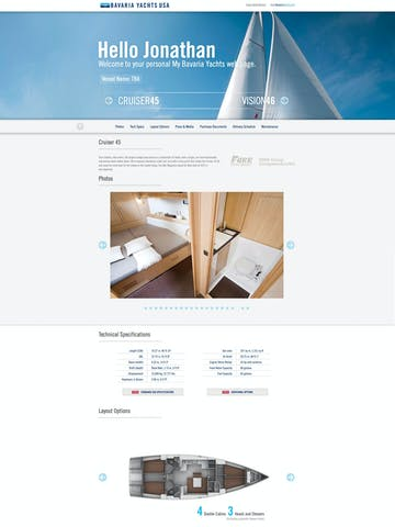 Bavaria Yachts Thumbnail Preview