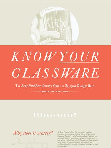 Know Your Glassware Thumbnail Preview