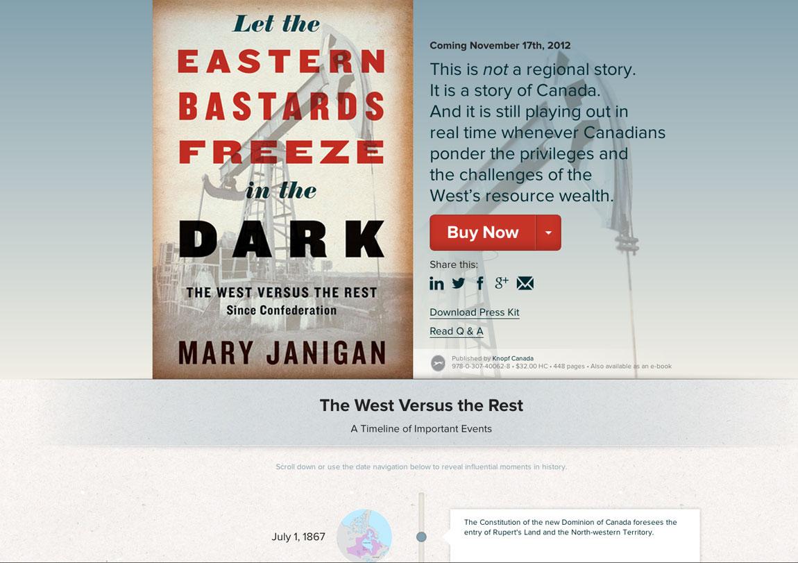 Mary Janigan Website Screenshot