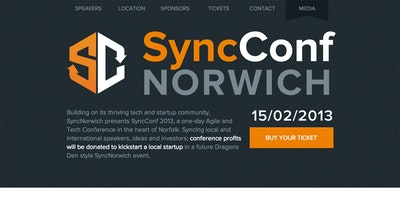 SyncConf 2013 Thumbnail Preview