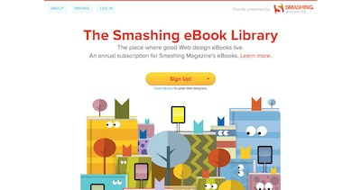 The Smashing Library Thumbnail Preview