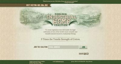 Virginia Industrial Hemp Coalition Thumbnail Preview