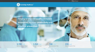 Cambridge Healthcare Thumbnail Preview