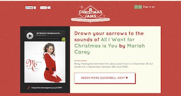 Christmas Jams Thumbnail Preview
