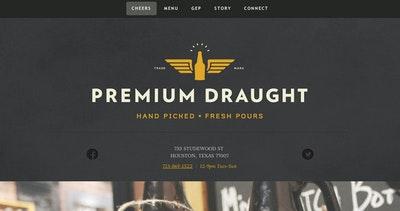 Premium Draught Thumbnail Preview