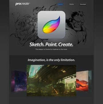 Procreate Thumbnail Preview