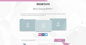 Origami'Soon Thumbnail Preview