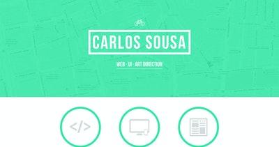 Carlos Sousa Portfolio Thumbnail Preview