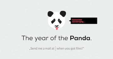 Panda Got Files Thumbnail Preview