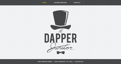 The Dapper Janitor Thumbnail Preview