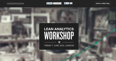Lean Analytics Workshop Thumbnail Preview