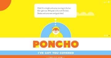 Poncho Thumbnail Preview
