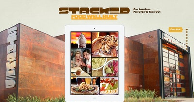 Stacked Restaurants Thumbnail Preview