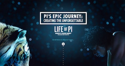 Pi's Epic Journey Thumbnail Preview