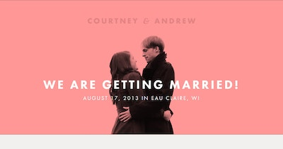 Courtney & Andrew Thumbnail Preview