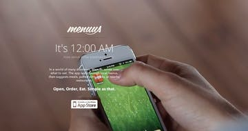 Menuus App Thumbnail Preview