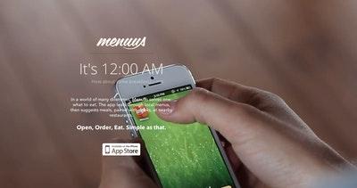 Menuus App Thumbnail Preview