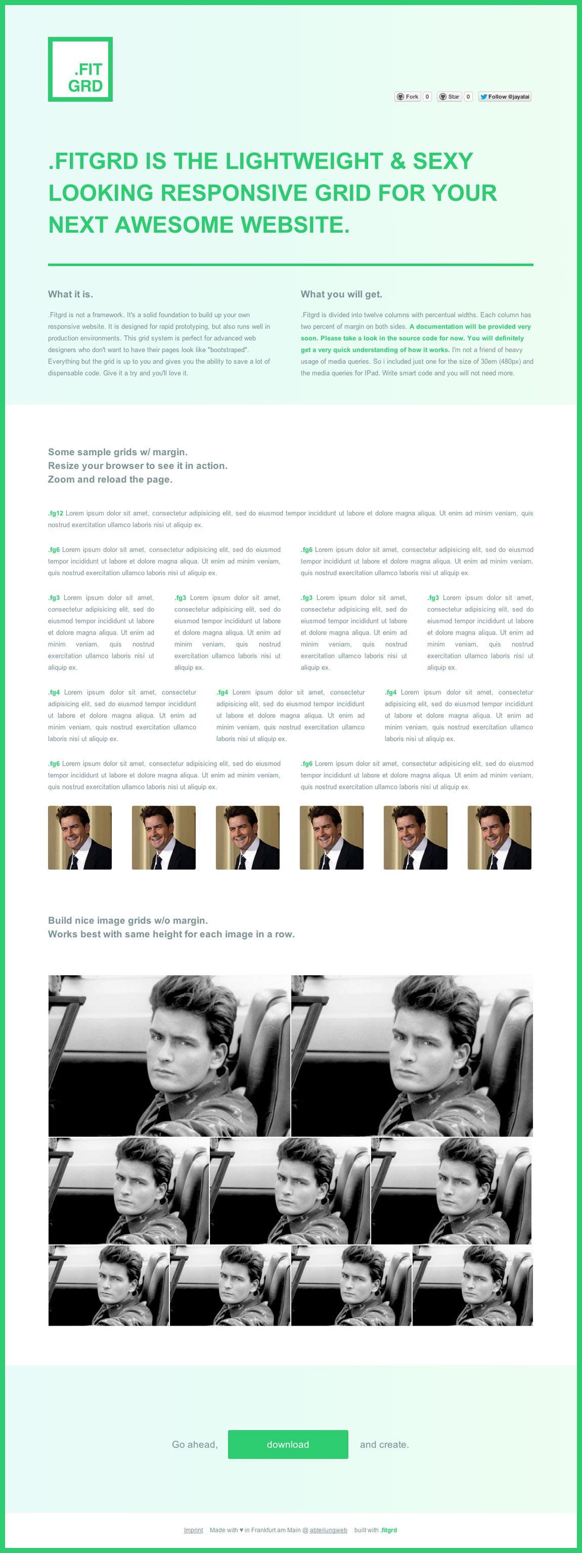 fitgrd Website Screenshot