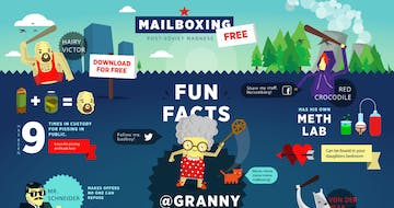 Mailboxing Free Thumbnail Preview