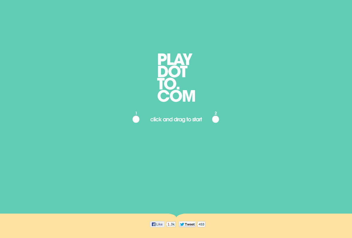 Play-Dot-To.com Website Screenshot