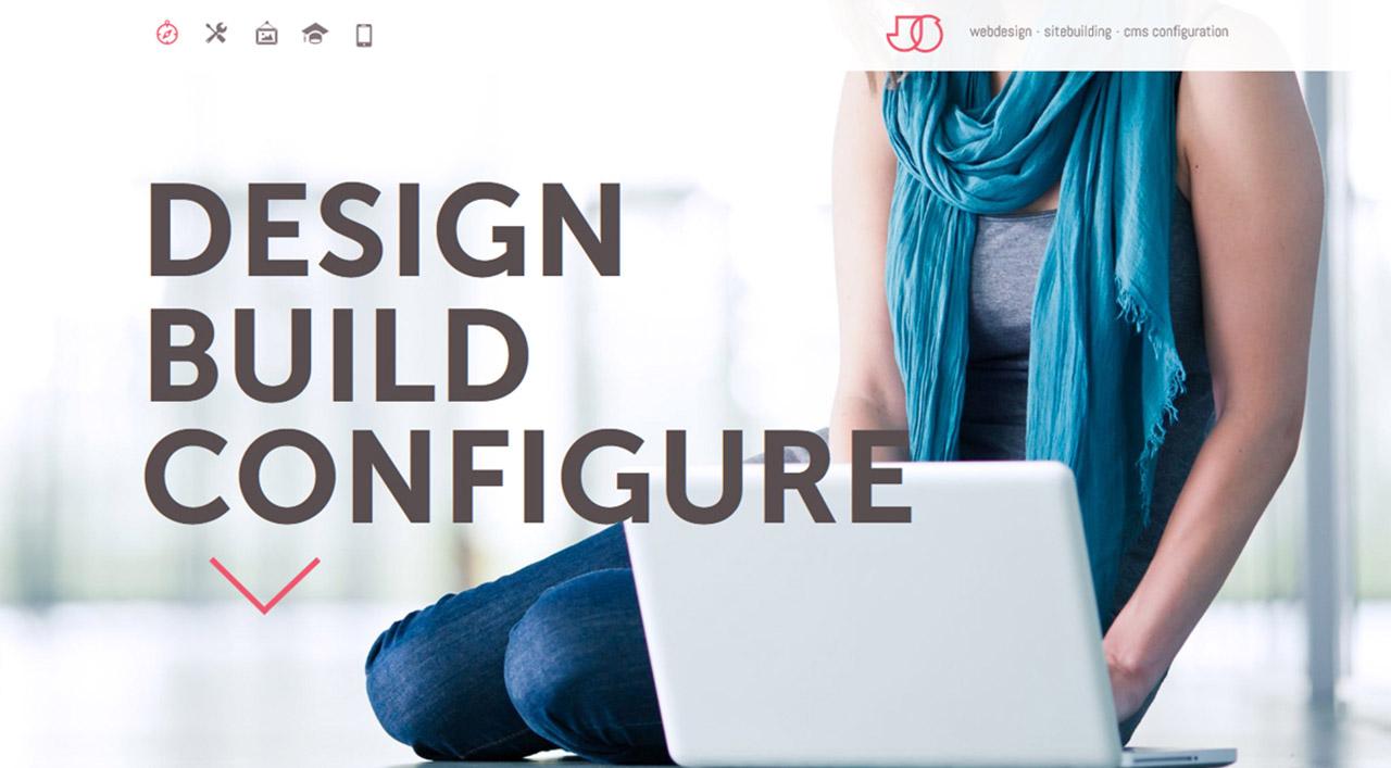 Juli Sudi Website Screenshot