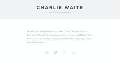 Charlie Waite Thumbnail Preview