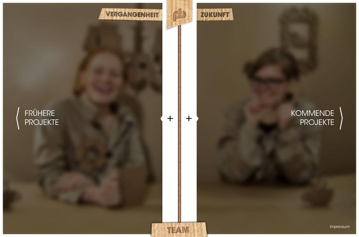 Papplab Website Screenshot