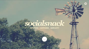 Social Snack Thumbnail Preview
