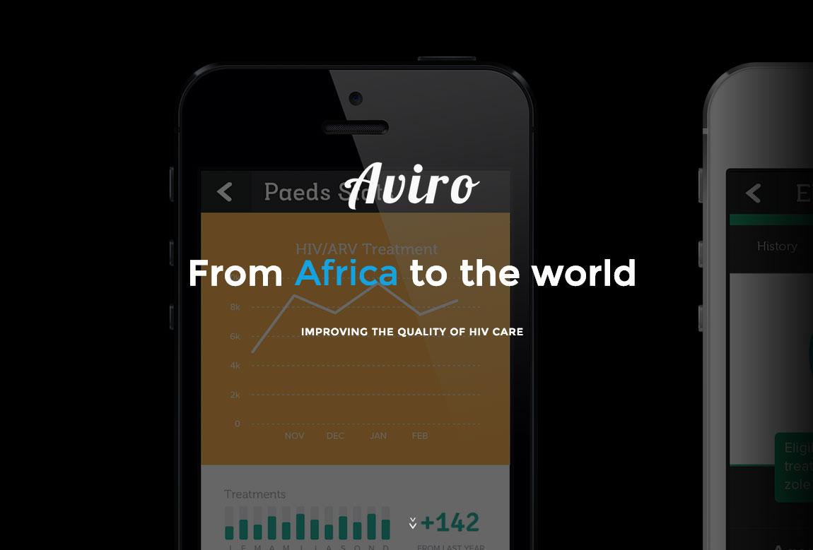AviroHealth Website Screenshot