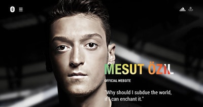 Mesut Özil Thumbnail Preview