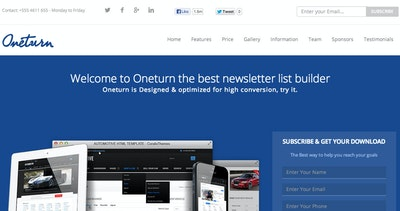 Oneturn Thumbnail Preview