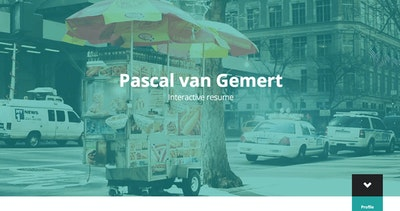 Pascal van Gemert Thumbnail Preview
