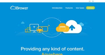 Browzr – Browser in the cloud Thumbnail Preview