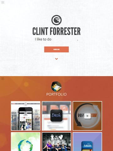 Clint Forrester Design Thumbnail Preview