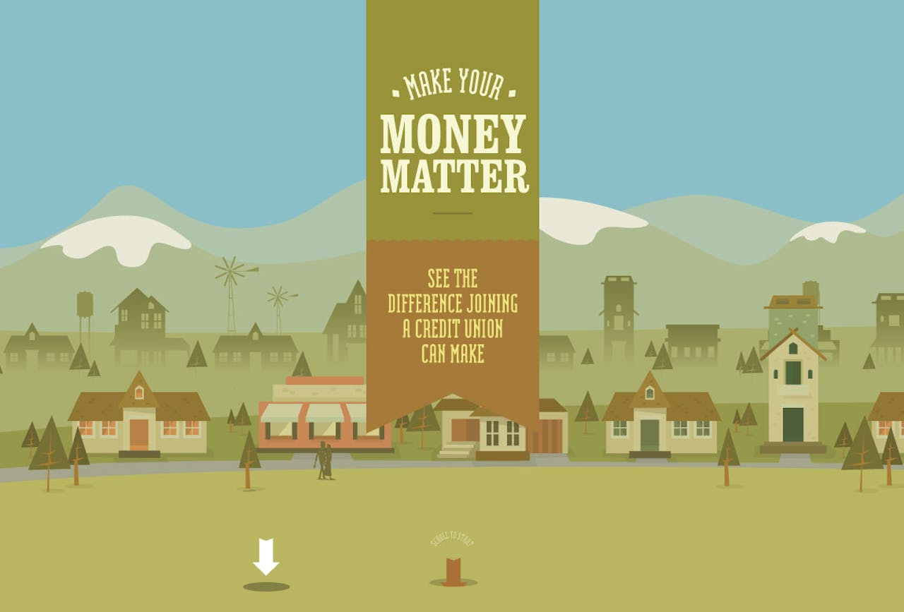Make Your Money Matter Website Screenshot