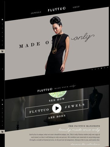 Fluttuo – Made Once Only Thumbnail Preview