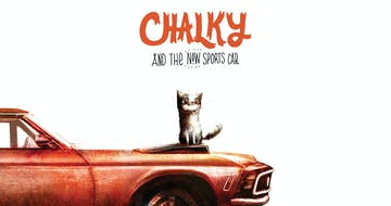 Chalky The Cat Thumbnail Preview