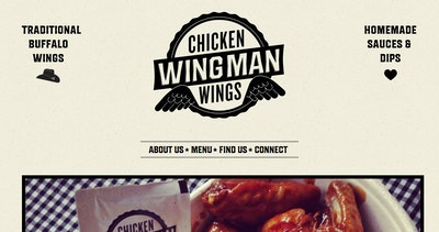Wing Man – Chicken Wings Thumbnail Preview
