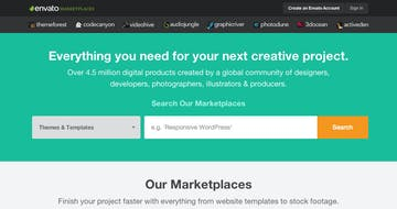 Envato Marketplaces Thumbnail Preview