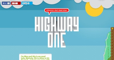 Highway One Road Trip Thumbnail Preview