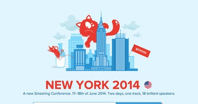 Smashing Conference 2014 Thumbnail Preview